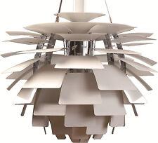 Replica 60cm Designer Poul Henningsen Pendant Artichoke Light White