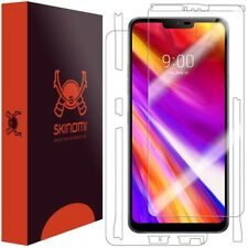 Skinomi FULL BODY Clear Skin+Screen Protector For LG G7 ThinQ