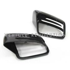 Mercedes Benz G Class G Wagon W463 Carbon Fiber Mirror Cover Replacement 99-2016