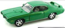 American Classics - 1969 Pontiac GTO Judge - Green - 1:24