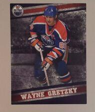 "Wayne Gretzky FATHEAD OILERS Player Mural 21.5"" x 16"" Wall Graphics Decal"