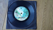 Alice Cooper 45rpm Record: Teenage Lament '74/Hard Hearted Alice