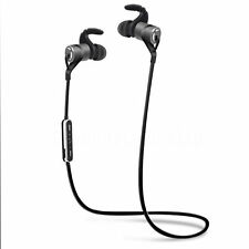 DOT. Bluetooth Earbuds Wireless 4.1 Headphones Sports Gym- MOTOROLA MOTO E5 PLAY