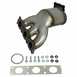 Exhaust Manifold Catalytic Converter Assembly w/ Gaskets & Hardware RH for Volvo