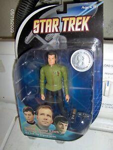 Captain James T. Kirk in Dress Uniform by Star Trek