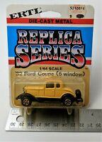 ERTL - Replica Series - 1932 5-Window Ford Coupe - 1:64 Scale - New