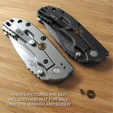 Zero Tolerance ZT0550 560 Knife BRONZE Titanium Lock Bar Stabilizer + Torx Screw