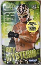 Topps WWE Power Chipz Collectors Tin Rey Mysterio (deutsch)