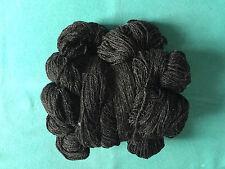 Schafwolle Wolle Schurwolle stricken anthrazit:1000g = (1Kg)