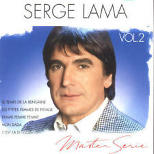 SERGE LAMA - MASTER SERIE, VOL. 2 NEW CD
