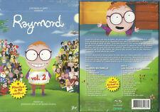COFFRET 2 DVD - RAYMOND : VOL. 2 ( DESSIN ANIME ) / NEUF EMBALLE - 26 EPISODES