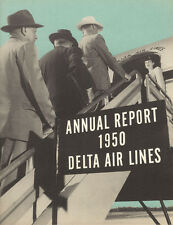 Delta Air Lines annual report 1950 [3052]