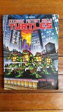 VINTAGE RETRO TMNT BOOK #2 1990 EASTMAN LAIRD TEENAGE MUTANT NINJA TURTLES EUC