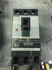 SIEMENS  CIRCUIT BREAKER 15 AMP 480V 3 POLE HED43B015