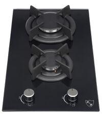 K&H® Domino Glas Gaskochfeld Propangas 2Z-KHGX-LPG