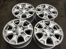 Genuine Used 16 inch Ford Ranger Everest wheel PCD 6x139.7 a set of 4 pcs