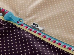 Brand New Brother Narrow Zipper Foot for all machines except mechanical