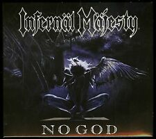 Infernal Majesty No God CD new digipack