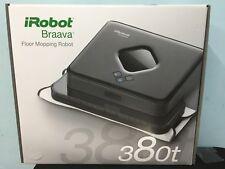 iRobot Braava 380t Home Floor Mopping Mop Sweeper Sweeping Bagless Cleaner Robot