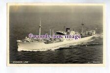 pf0339 - Swedish Johnson Line Cargo Ship - Amazonas , built 1945 - postcard