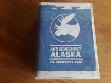 Ausgerechnet Alaska DVD,  komplette Serie, 110 Folgen, 6 Staffeln, 28 DVD's