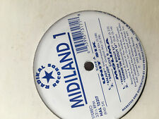 "Unit Six / Molima – Midiland 1 Vinyl, 12"" house, deep house, Rare"