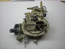 REBUILT HOLLEY 40053 CARBURETOR 1983 DODGE-PLYMOUTH 1.6L ENG WITHOUT AC