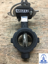 """Butterfly Valve 2"""" 150 Wafer NIBCO Fig. WD3010"""
