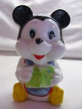 Ceramic Mickey Mouse Look Alike White Money Box