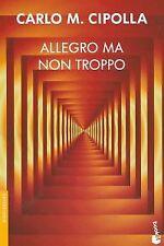 Allegro ma non troppo. NUEVO. Nacional URGENTE/Internac. económico. ENSAYOS