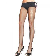 Leg Avenue Black Fashion Fishnet Tights (9001)
