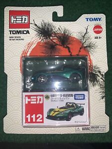 TOMICA #112 LOTUS 3-ELEVEN 1/62 SCALE NEW TAKARA TOMY DESIGNED IN JAPAN AGES 8+