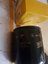 WIX WL7198 OIL FILTER Fits Suzuki Samurai/Sj410-413/Vitara Wagon