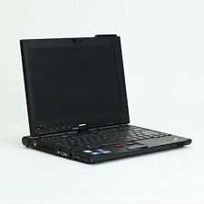 Lenovo ThinkPad X201 Tablet 1TB SSHD i7-L640 vPro @ 2.1 GHz 4GB