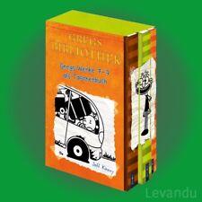 GREGS TAGEBUCH 7-9 | JEFF KINNEY | Band 7+8+9 als Taschenbuch im Schuber - NEU
