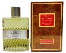 Christian Dior Eau Sauvage 1.7 oz / 50ml Eau De Toilette Splash ORIGINAL FORMULA