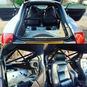 Audi TT MK1 Rollcage Circuit Pack Half Cage Track day car