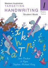 Targeting Handwriting WA Year 1 Student Book