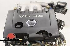 JDM 2003-2007 NISSAN MURANO MAXIMA QUEST V6 3.5L ENGINE ONLY