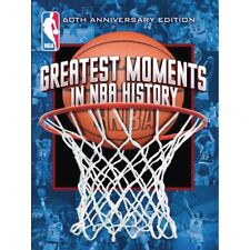 NBA Greatest Moments In NBA History - Magic Johnson, Kobe Bryant DVD New