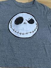Jack Skellington The Nightmare Before Christmas Medium T Shirt Halloween