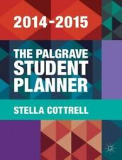 New, The Palgrave Student Planner 2014-15 (Palgrave Study Skills), Cottrell, Ste