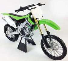 New Ray 1:12 Kawasaki KXF 450 Toy Model Motocross motorbike dirt bike Kids green