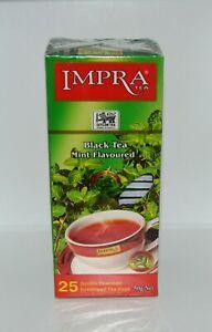 IMPRA MINT BLACK TEA 50g -1 Pack