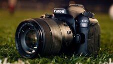 Canon EOS 80D 24.2MP Fotocamera Reflex Digitale (Kit con EF-S 18-200mm f/3.5-5.6