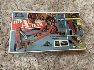 "VINTAGE RARE 1984 ""THE A-TEAM"" DARDA DEMON ADVENTURE SET"