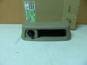 New OEM 2007-2011 Ford Crown Victoria Housing Receptacle