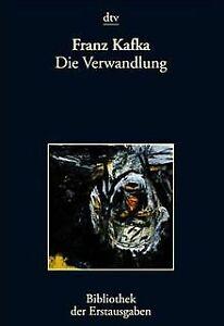 Die Verwandlung: Leipzig 1916 von Kafka, Franz | Buch | Zustand gut
