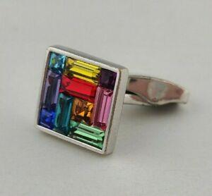 Tateossian RL Colorful Cufflink SINGLE