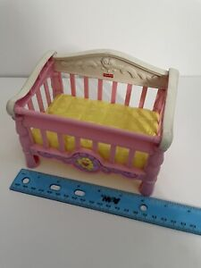 Crib For Barbie Baby Kelly